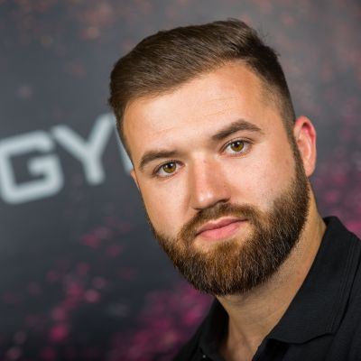 Mihai Gherghina_Futura Gym