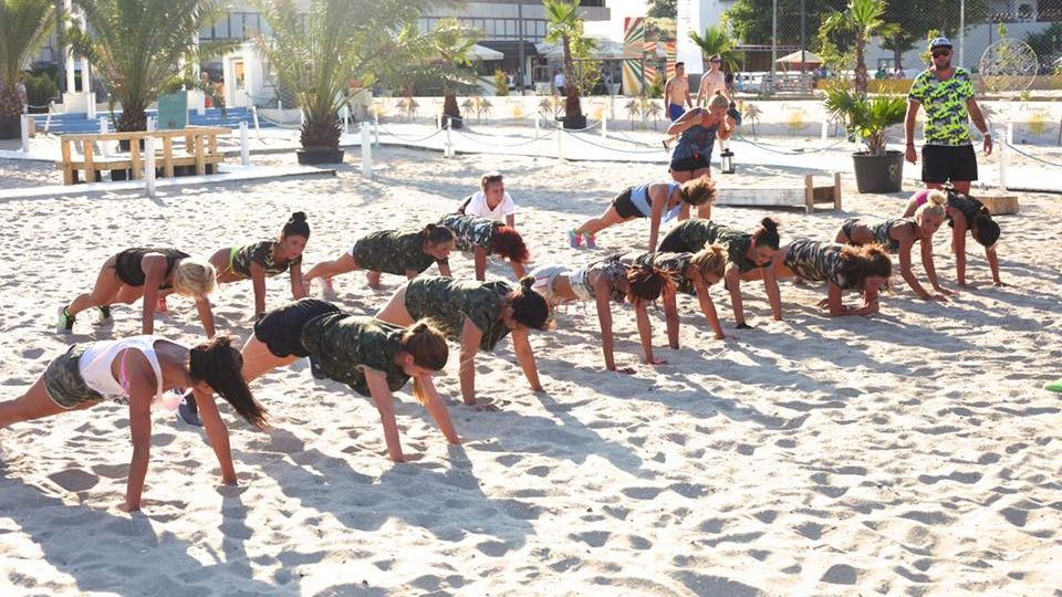 Cantonament de Fitness_Summer Bootcamp